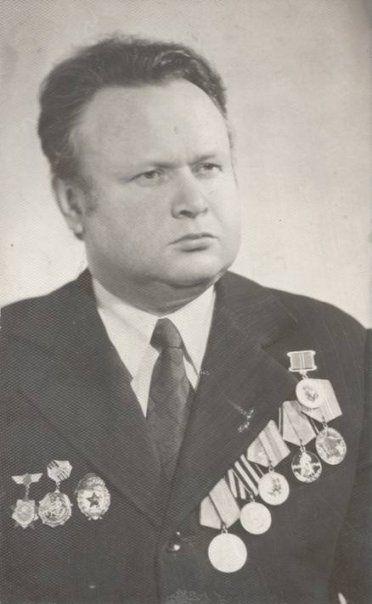Профессор Филатов Аркадий Тимофеевич (1925–1996), 1973–1992 гг. – зав. кафедры психотерапии